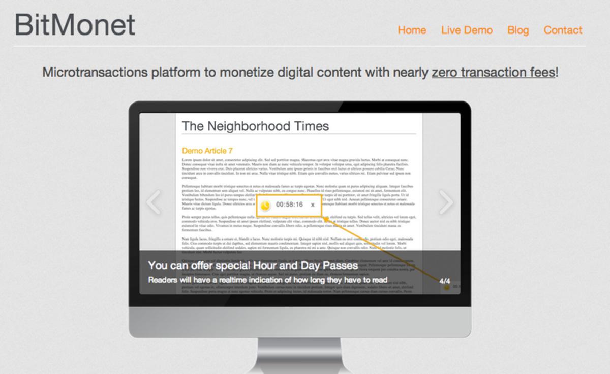 Op-ed - BitMonet: BitPay's Newest Merchant