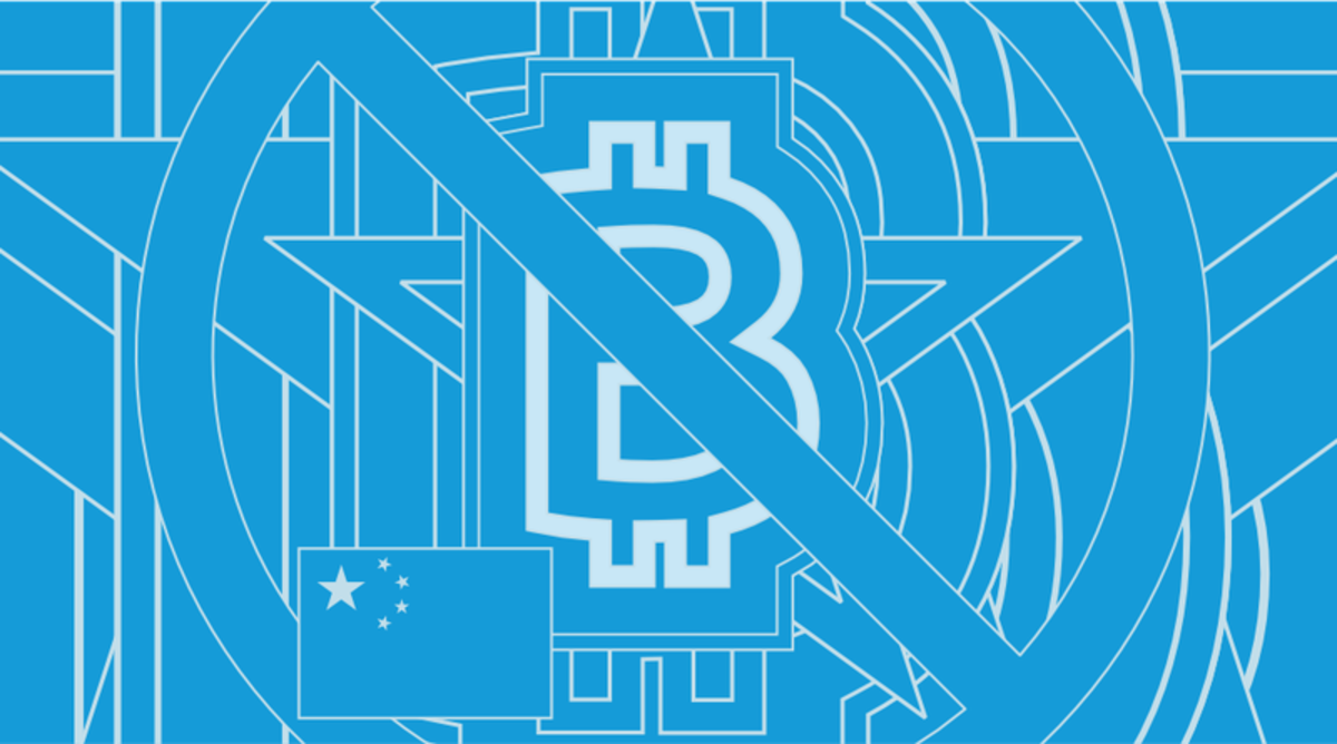 - China Turns Bitcoin Focus Inward