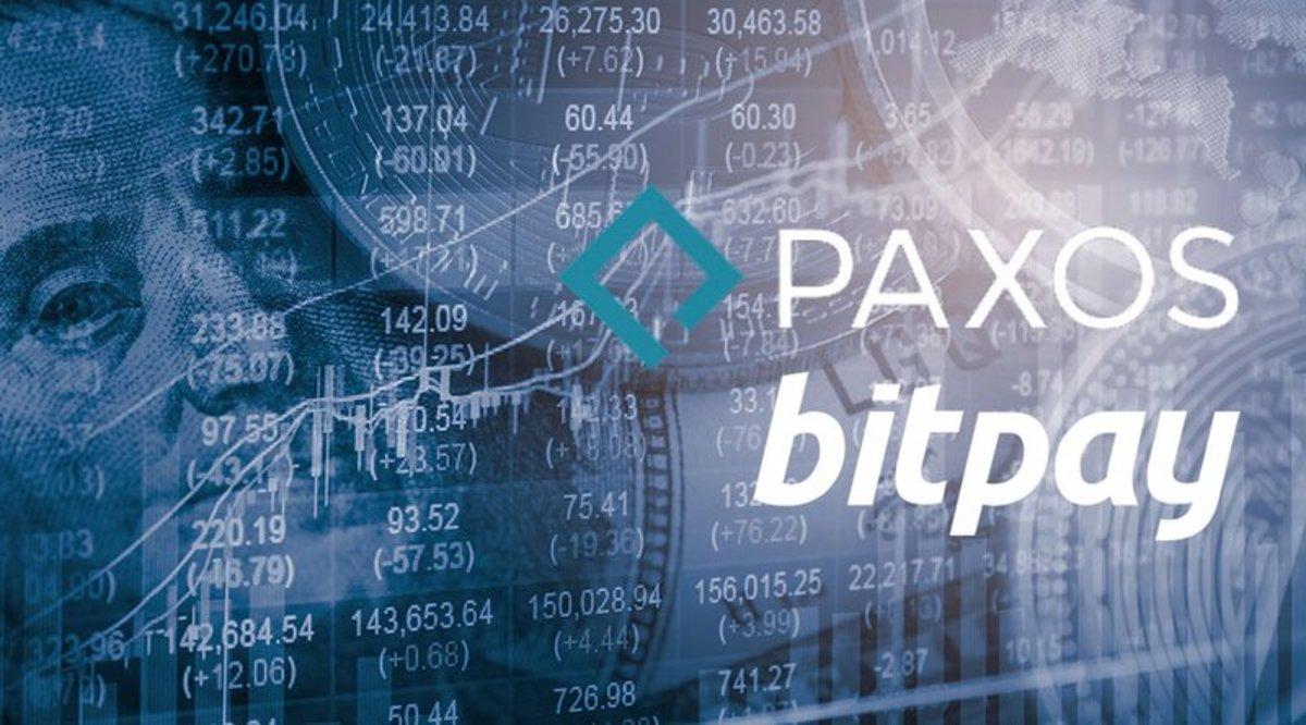 Payments - BitPay Integrates PAX Stablecoin Into Cryptocurrency Payment Platform