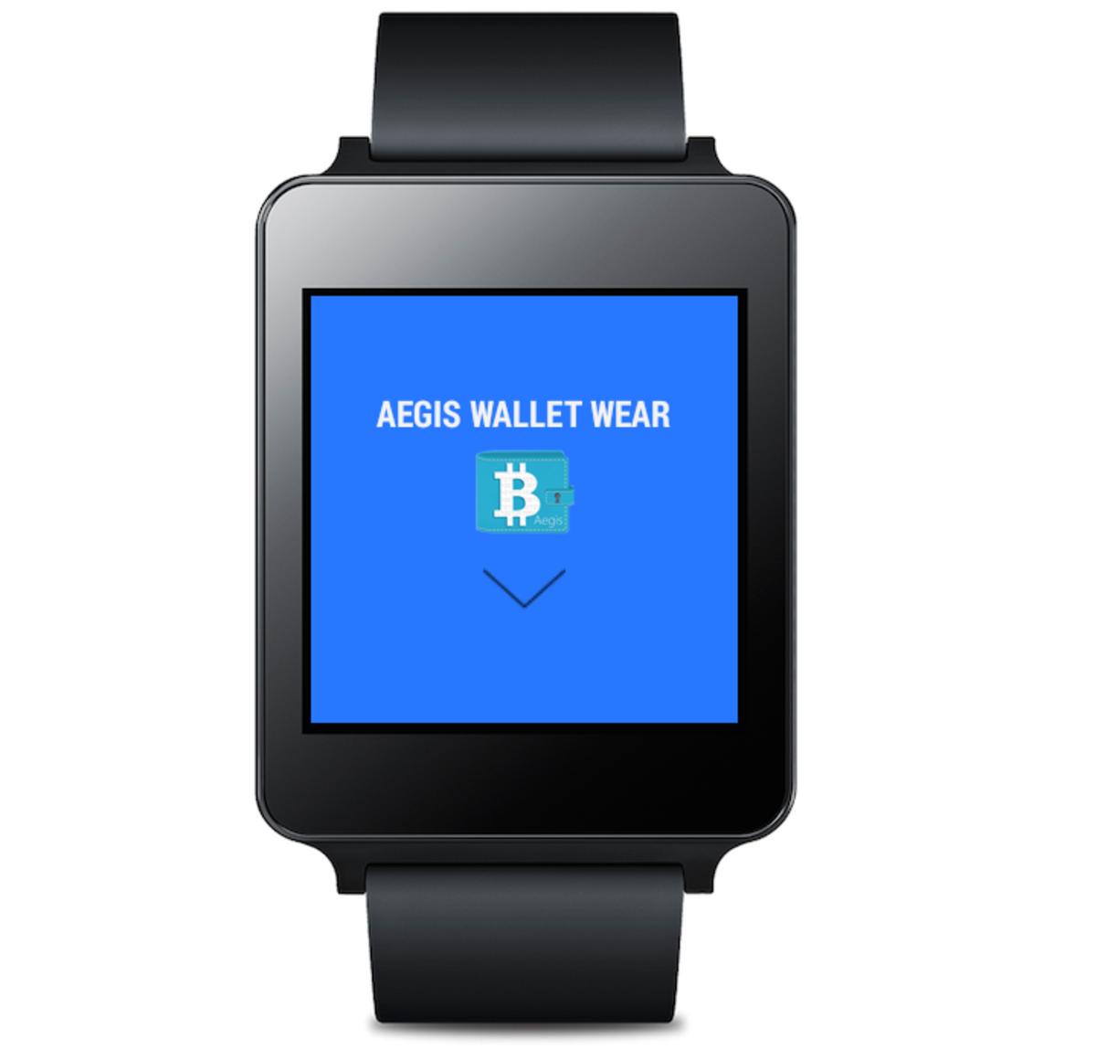 Op-ed - Aegis Wallet's Smartwatch Support
