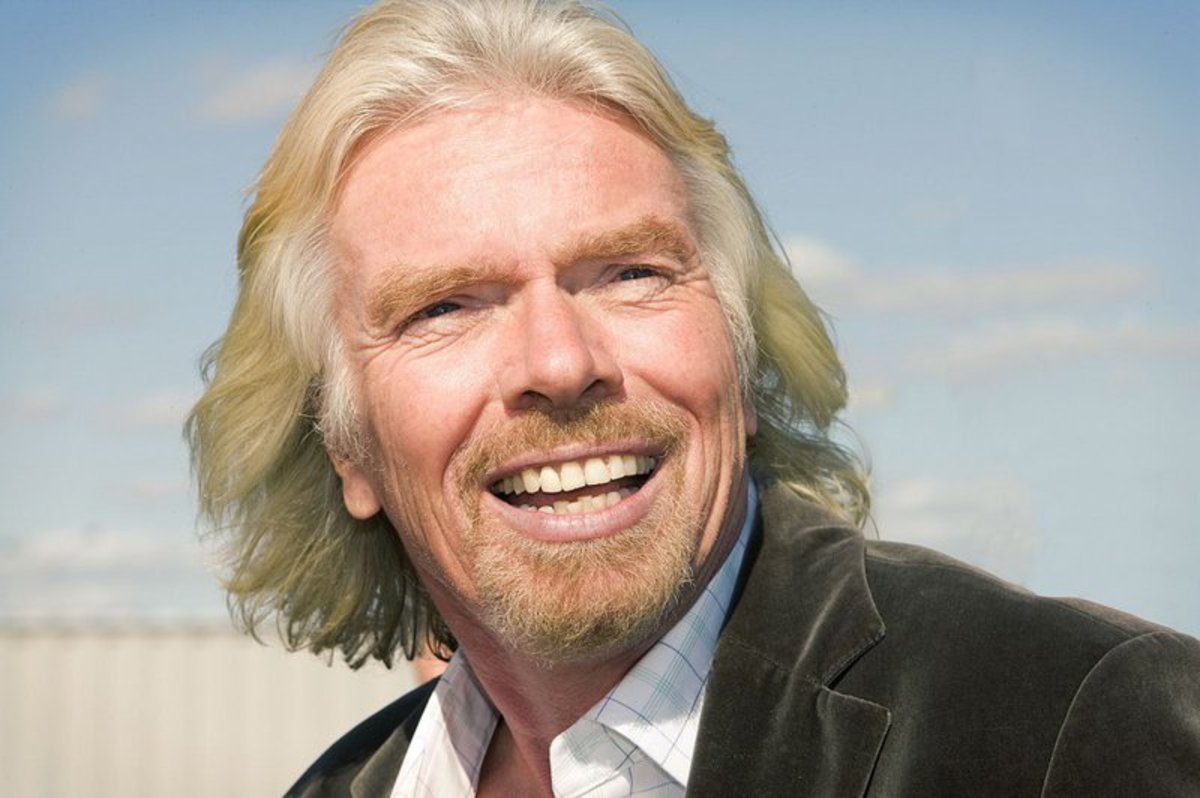 Op-ed - Sir Richard Branson Wants a Transparent Cryptocurrency