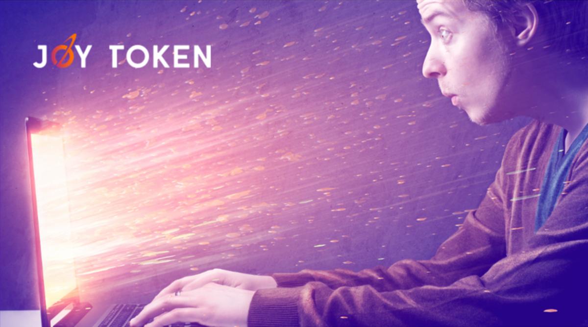 - JoyToken Brings a New Game to the Blockchain