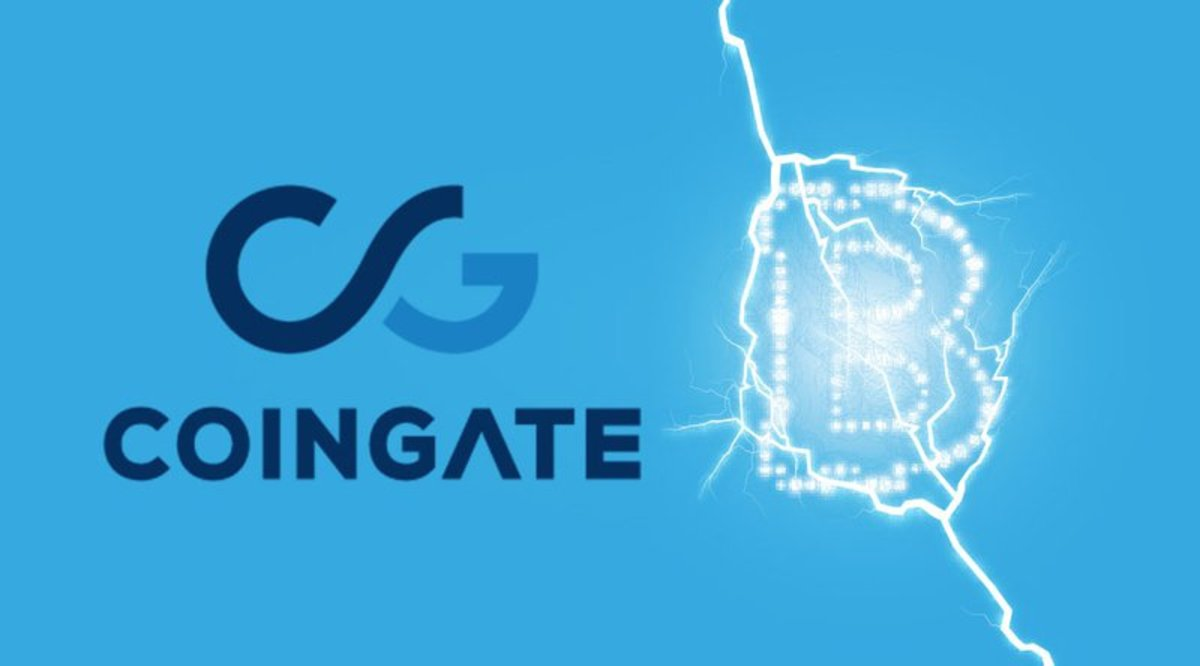 Payments - Merchants Will Soon Be Able to Accept Lightning Payments Through CoinGate