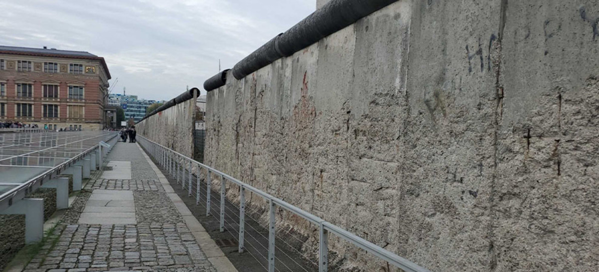 Living on Bitcoin in Europe: The Berlin Wall