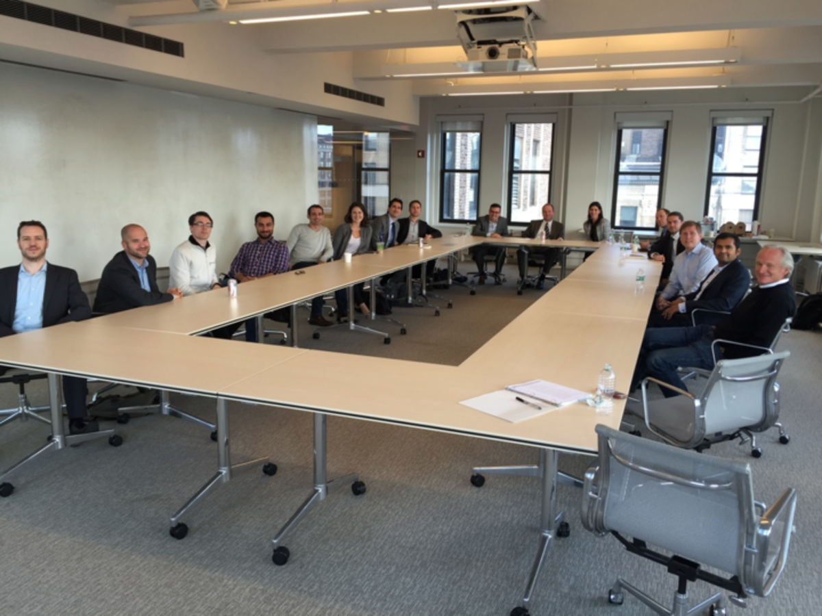CEOs from nine digital currencies businesses meet with Rep. Jared Polis to find common ground