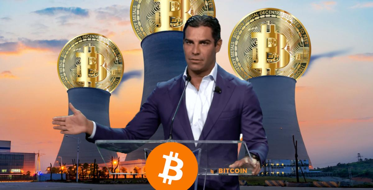 Miami Mayor Advocates For Bitcoin Nuclear Mining Hub