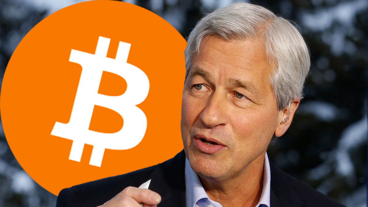 JPMorgan CEO Jamie Dimon Says Bitcoin Is Fool's Gold, Here's Why He's Wrong