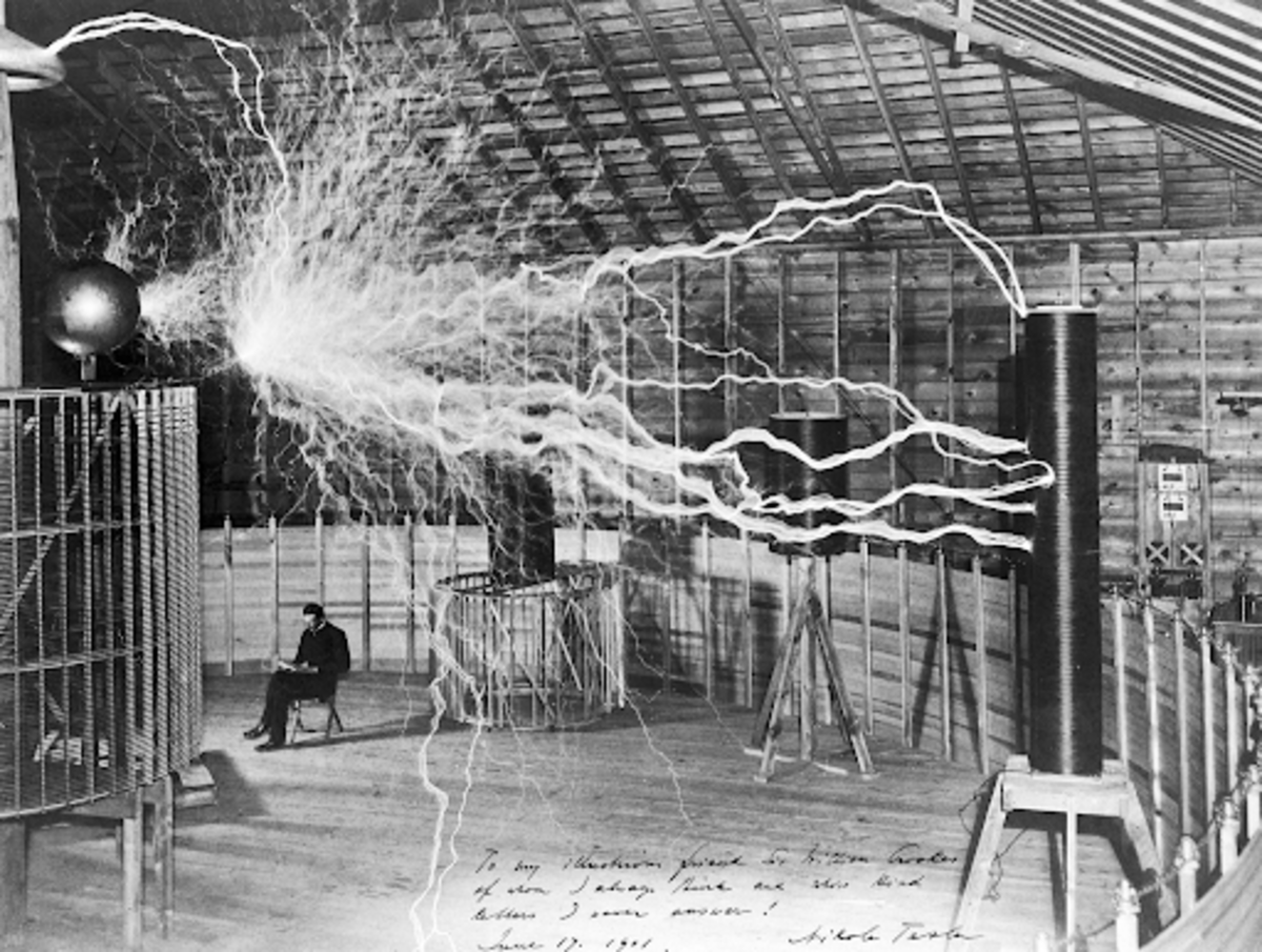 As an arbiter of truth for the most reliable and cheapest forms of energy, Bitcoin can enable Nikola Tesla's vision of a peaceful, abundant energy future.