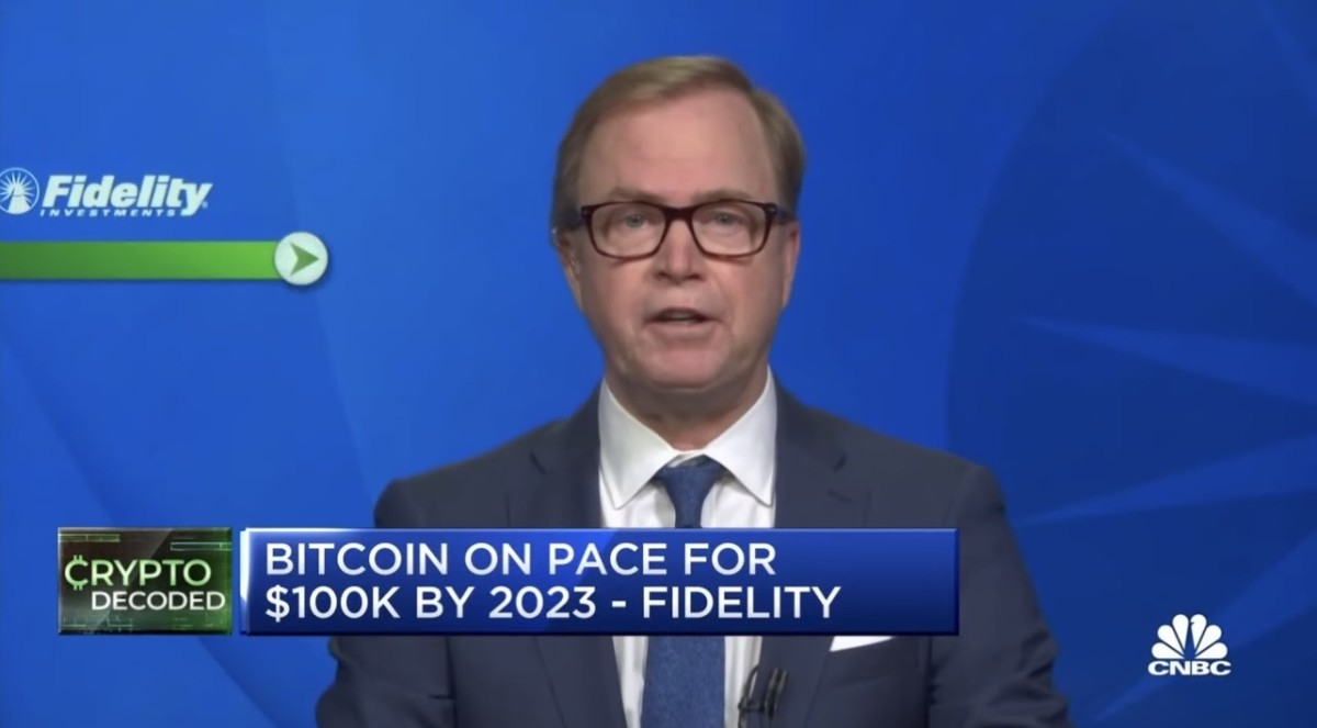 Fidelity Director: 0,000 BTC By 2023, Fails To See Bitcoin Power