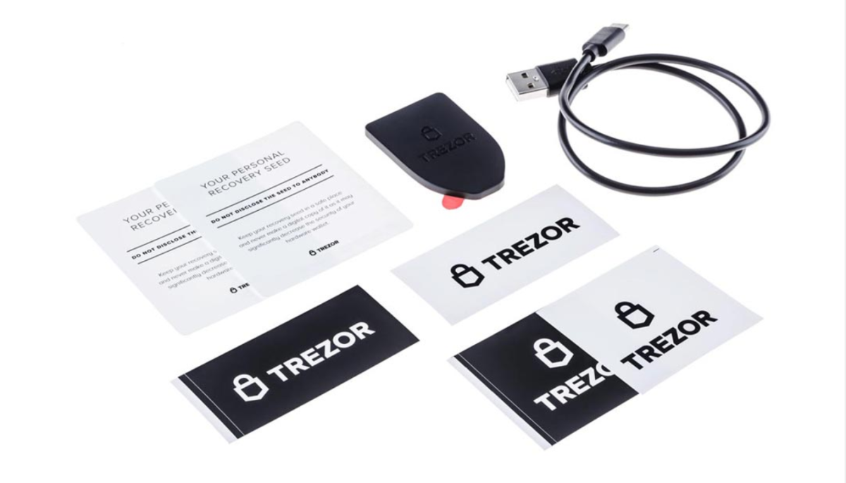 Trezor hardware wallets are among the most popular bitcoin wallet options.