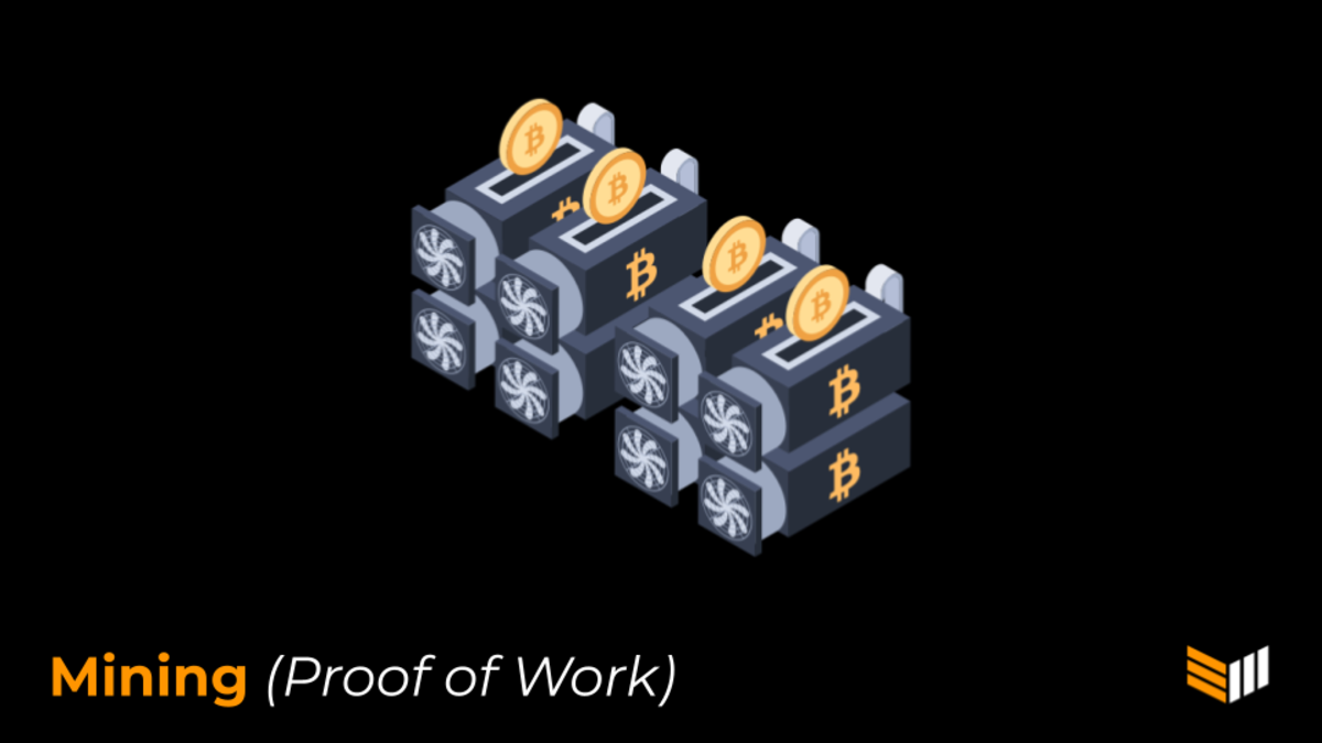 Mining bitcoin is a great way to turn electricity into digital money. Bitcoin mining uses proof of work.