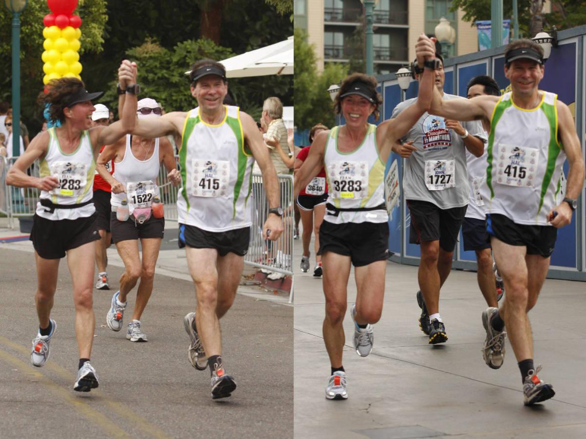 hal finney running marathon 415 running bitcoin