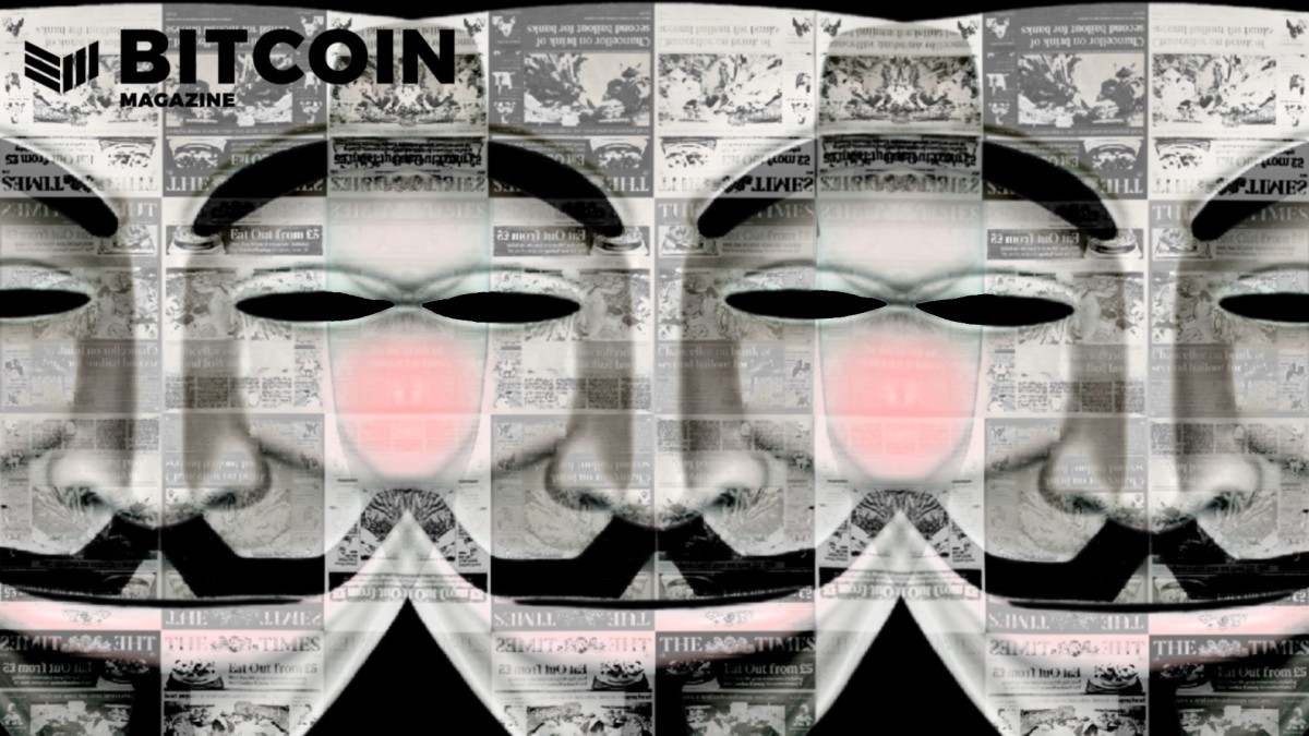 Your Financial Data Is Not Private, Bitcoin Can Fix That