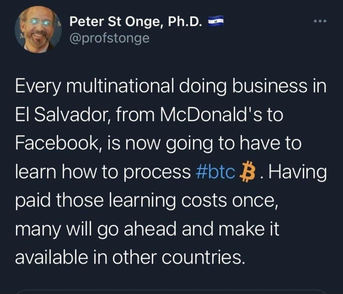 twitter peter st onge