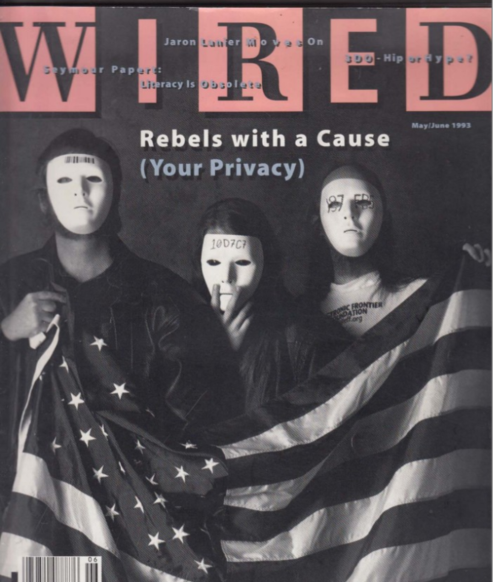 wired magazine cover 1999