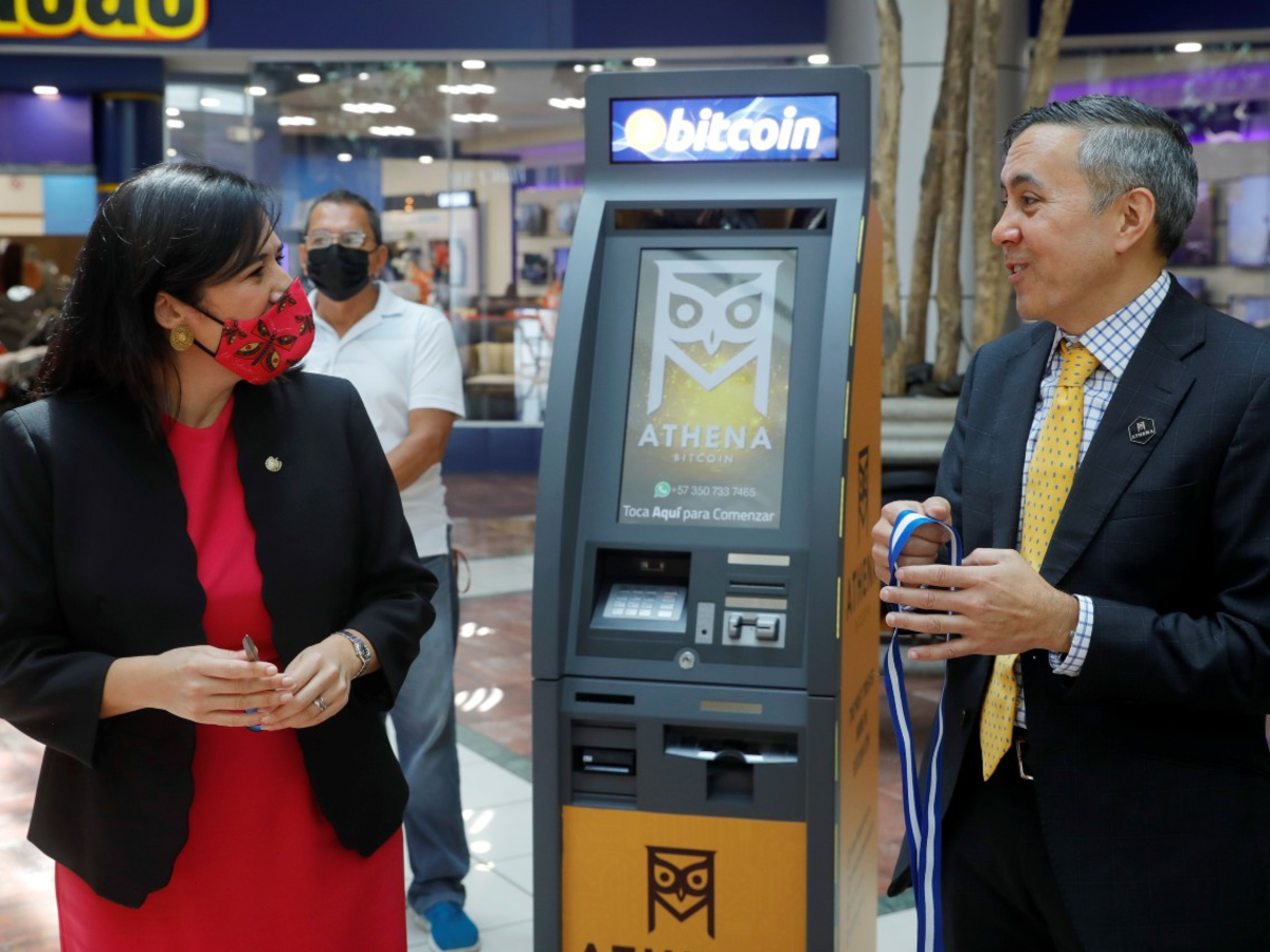 A Bitcoin ATM company has reportedly started deploying 1,500 of its machines to help El Salvador become a BTC nation.