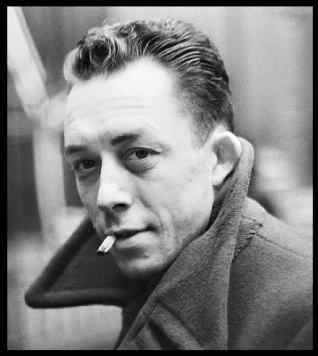 Albert Camus: Embracing the Absurd