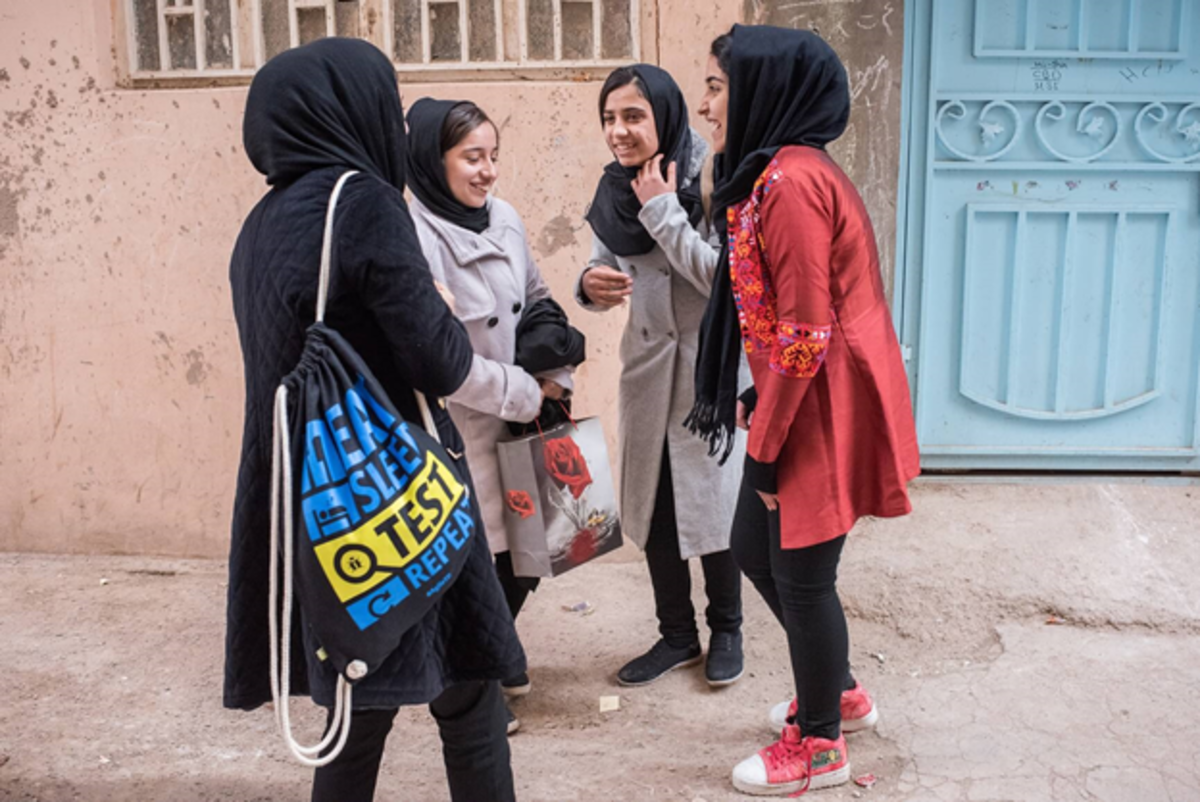 Accenture: Bitcoin Helps Young Girls In Afghanistan
