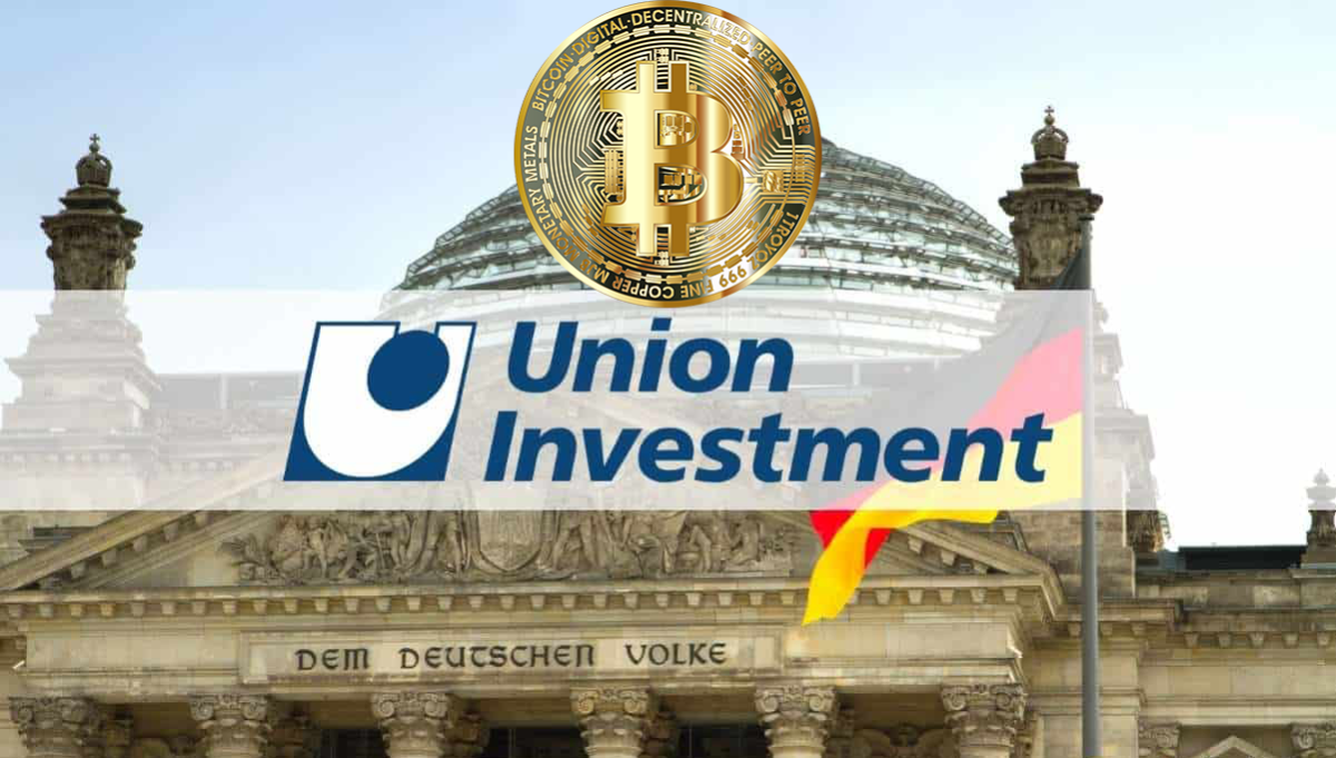 0 Billion German Union Investment To Add Bitcoin Exposure