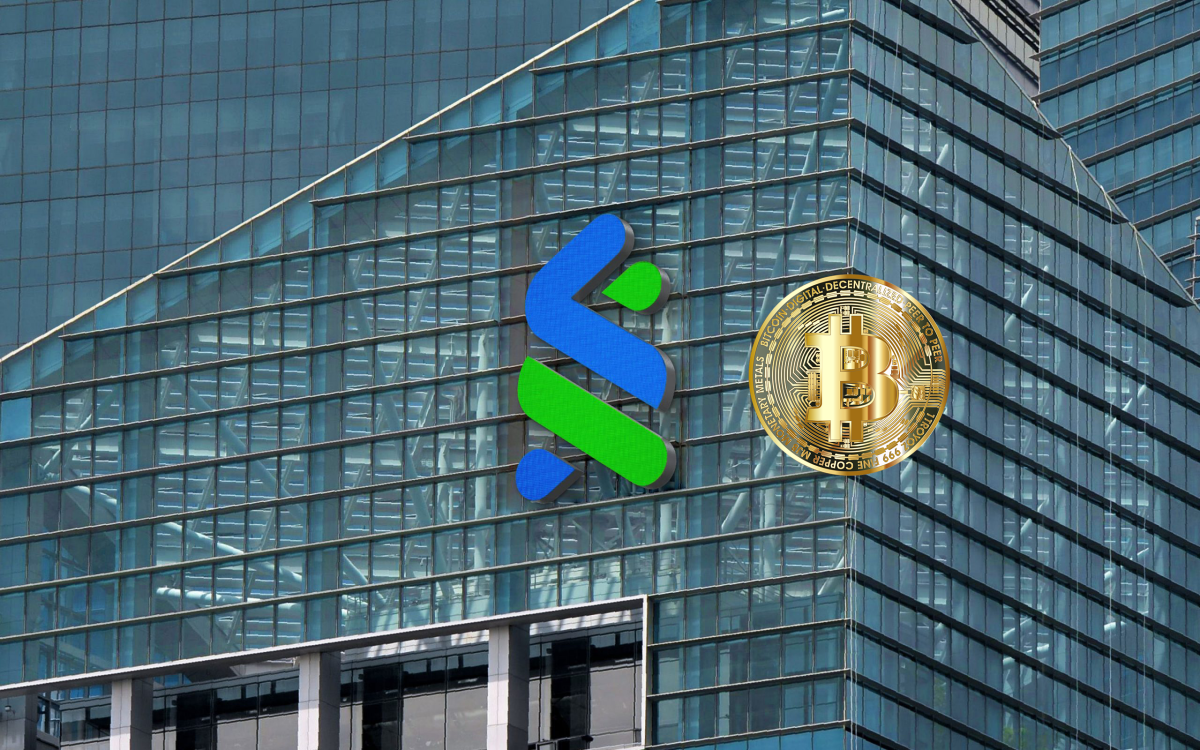 9 Billion Standard Chartered Sees Bitcoin Hitting 0,000 By Early Next Year