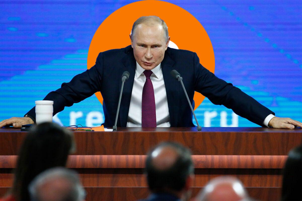 President Putin's Press Secretary: Russia 'Not Ready' to Adopt Bitcoin