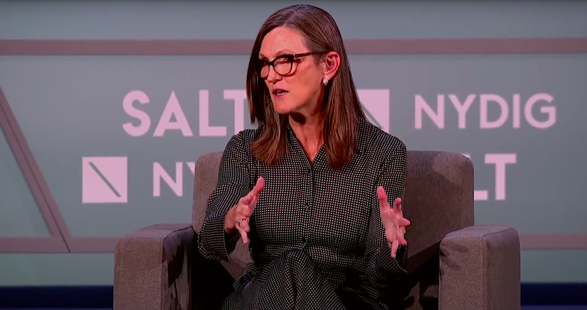Ark Invest CEO Cathie Wood Predicts 0,000 Bitcoin Price By 2026